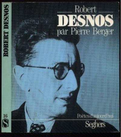 Livre sur Robert Desnos.