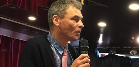 Le volcanologue Jacques-Marie Bardintzeff participait à la Croisière du Savoir 2016, à bord du MS Berlin.