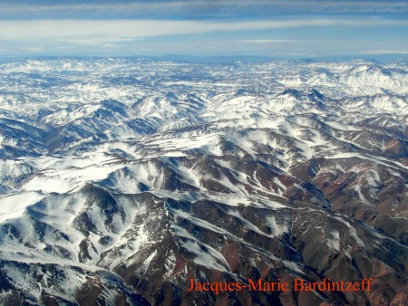 cordillere-des-andes - Photo