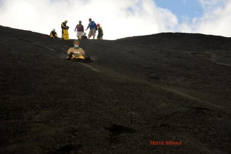 Henri (Cerro Negro, Nicaragua)