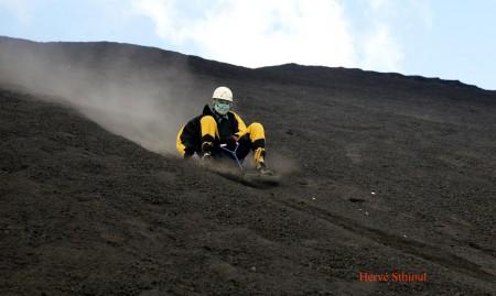 Jacques-Marie (Cerro Negro, Nicaragua)