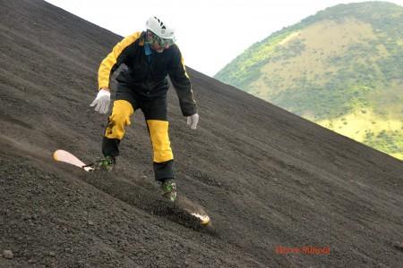 Sylvain (Cerro Negro, Nicaragua)