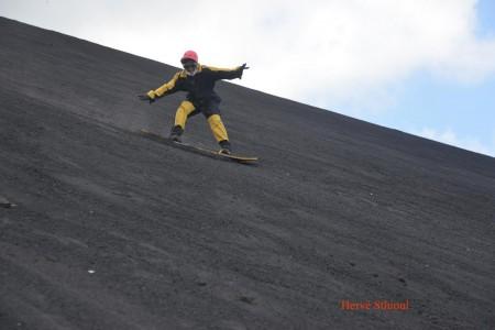 Dominique (Cerro Negro, Nicaragua)