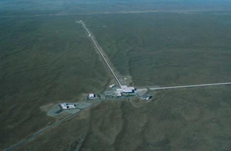 LIGO (crédit : collaboration LIGO)