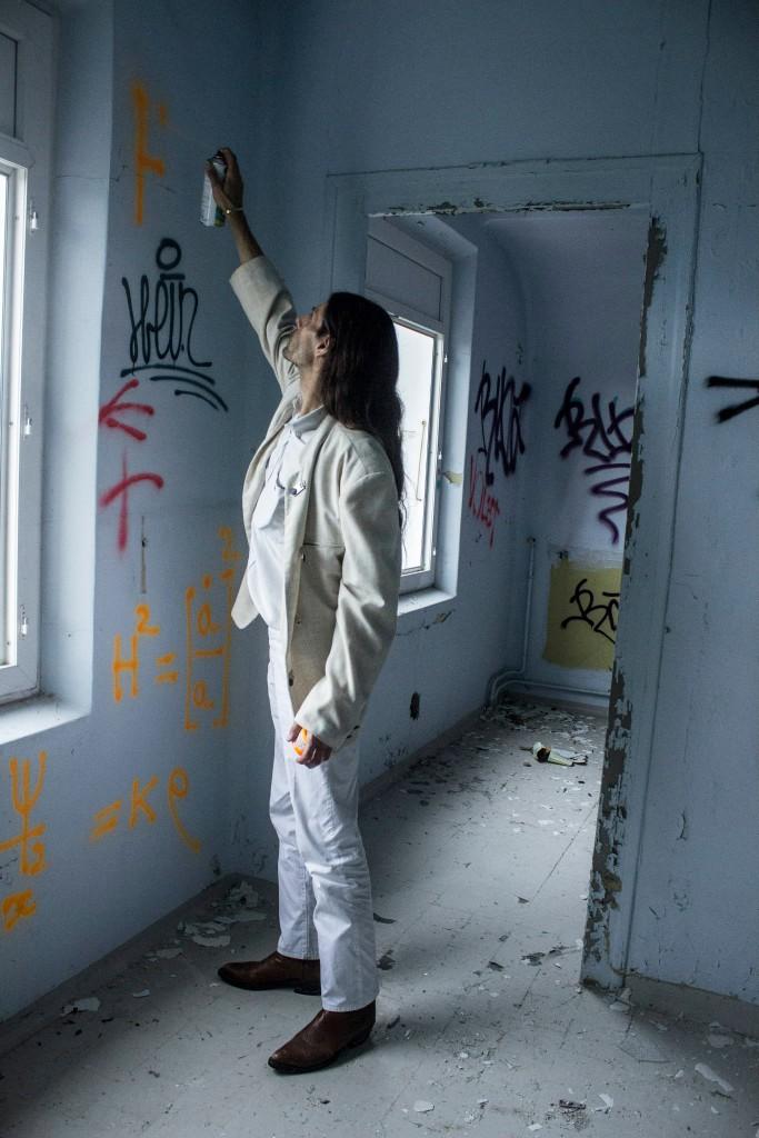Photographie faite au Sanatorium