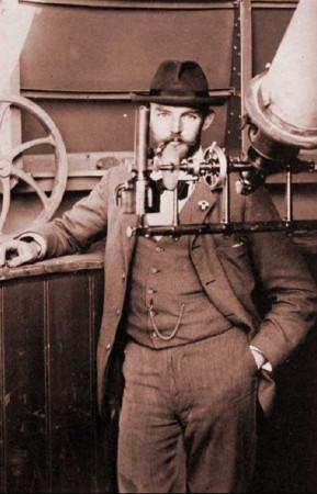 Willem de Sitter (1872-1934)