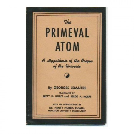 First English Edition of The primeval atom