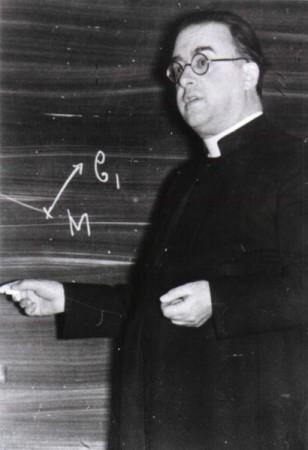 "Lemaître, the ""Big bang Man"""