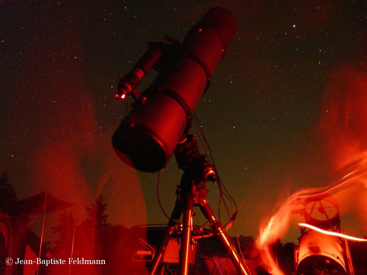 Rencontres astronomiques du ciel noir en quercy