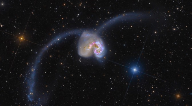galaxies-antennes