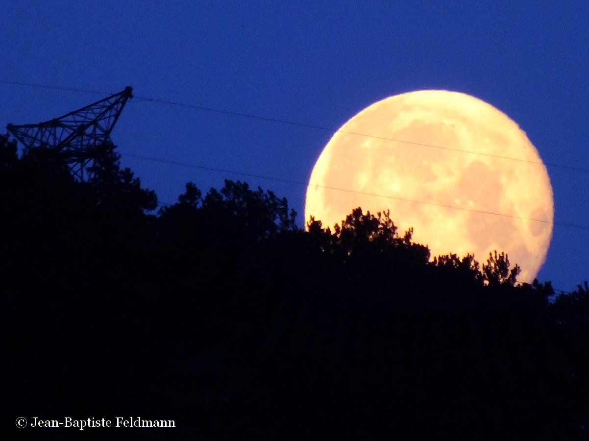 Jeudi 5 f vrier la pleine lune se couche for Jardin lune fevrier 2015