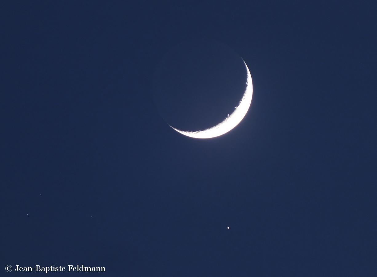 Croissant De Lune Par Jean Baptiste Feldmann