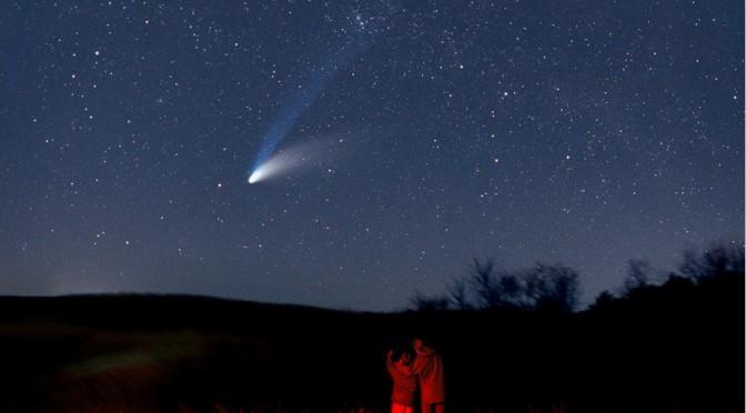 comete hale bopp