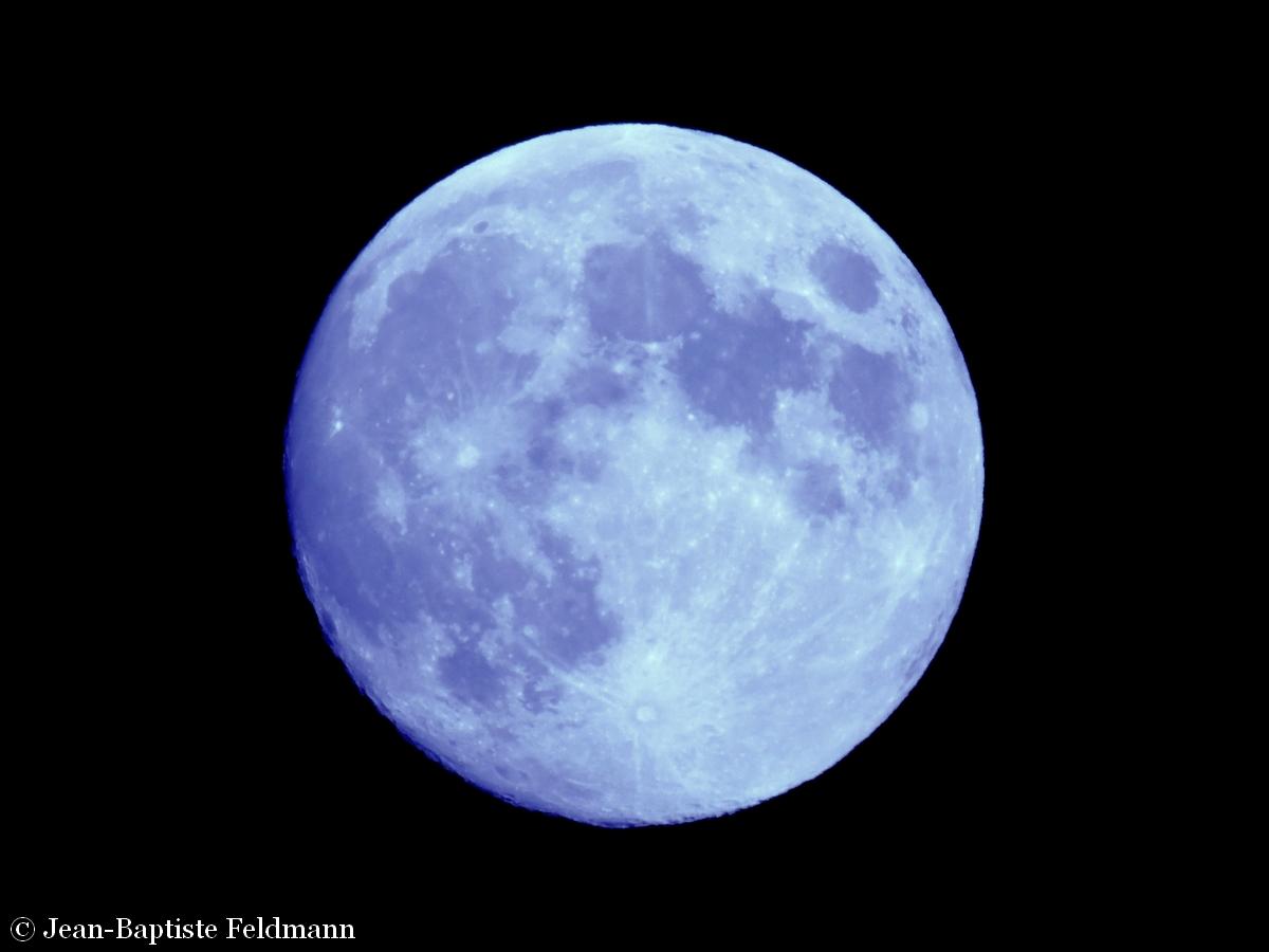 La lune bleue seconde pleine lune du mois de juillet for Jardin lune juillet 2015
