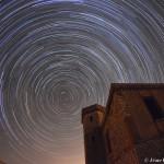 Rotation d'étoiles au château de la Tour
