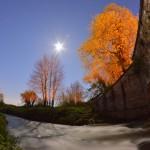 Clair de Lune sur le pont des Arvaux