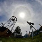 Comment se forme un halo solaire ?