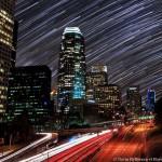 L'improbable ciel étoilé de Los Angeles