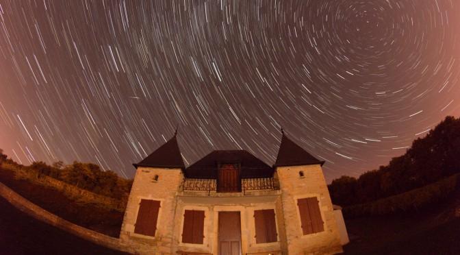 Une nuit sous les étoiles aux Monts Luisants