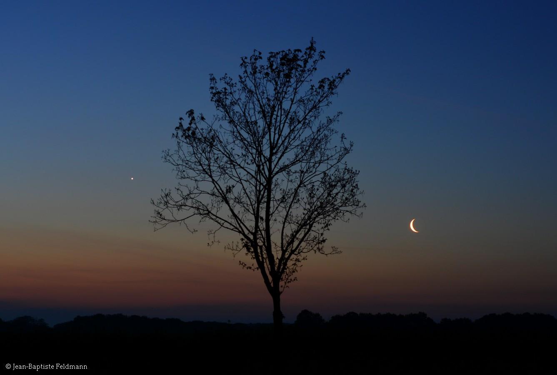 La lune par jean baptiste feldmann - Heure de lever et coucher de la lune ...