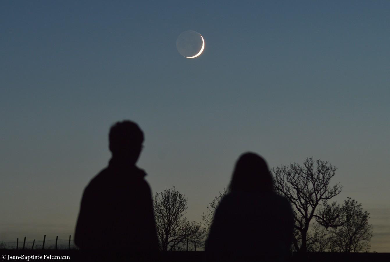 La lune par jean baptiste feldmann - Date lune rousse 2017 ...