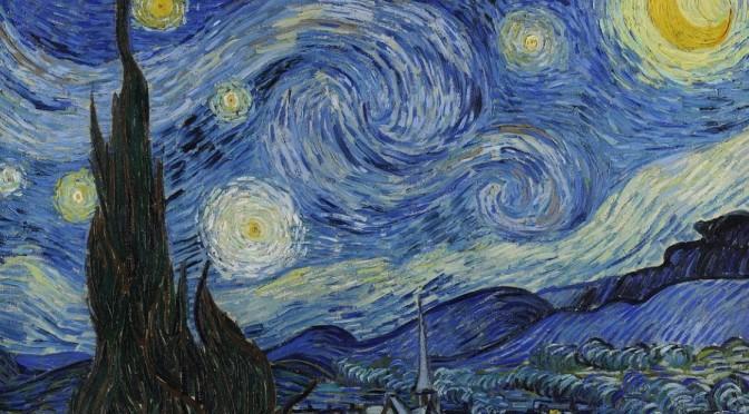 En vidéo : les ciels étoilés du peintre Vincent