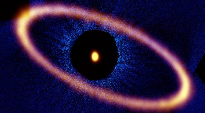 Télescope Spatial Hubble Par Jean Baptiste Feldmann