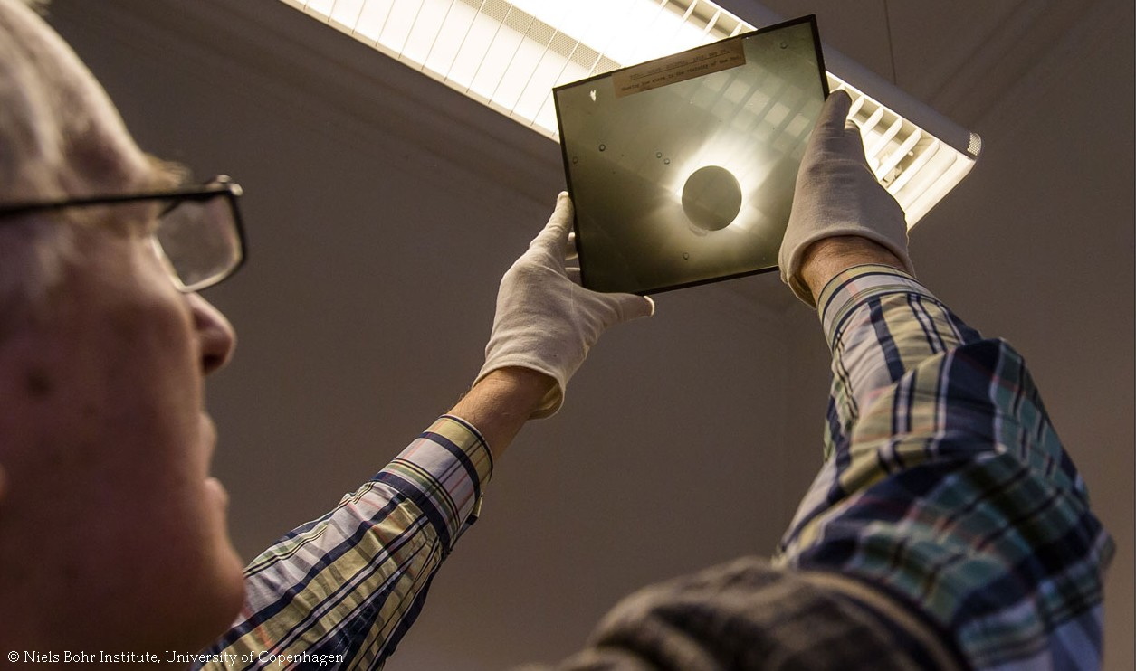 Les trésors oubliés de l'Observatoire de Copenhague - Futura-Sciences