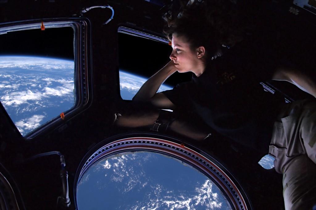Image de la semaine fe´vrier #4 2014 (© NASA_Tracy Dyson)