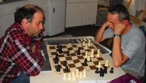 Zubrin et Frankel aux échecs