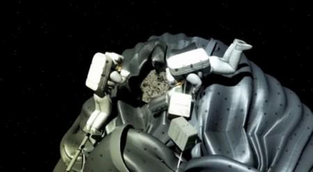 Envelopper un astéroïde dans du papier cadeau ? Pas trop intéressant...