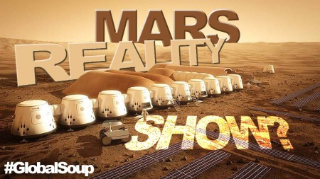 Mars One : on attend la téléréalité (crédit : Matt Hohan show/ you tube)