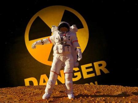 Mars danger