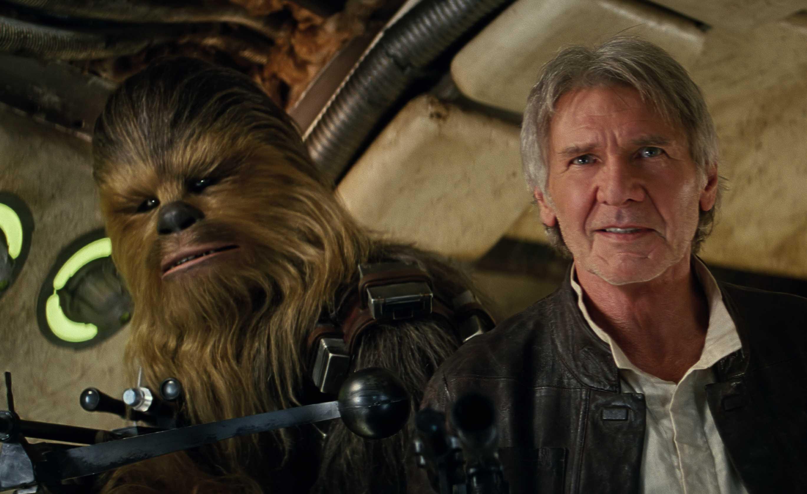 La NASA n'a pas hésité à mettre Harrison Ford sur son site web pour promouvoir l'appel à candidature de ses astronautes (Lucasfilm)