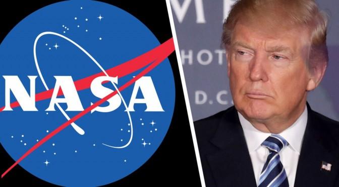science nasa donald trump moon mars