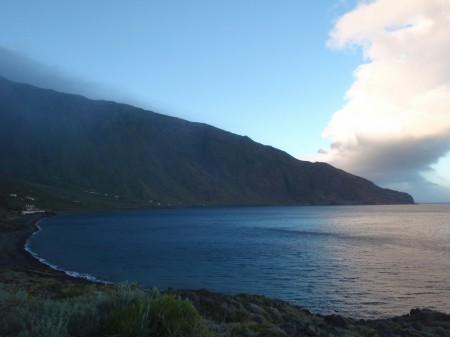 El Hierro. Las Playas. Cliché : A. Gioda, IRD.