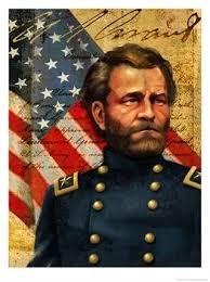 Ulysses S. Grant, abolitionniste et futur Président des Etats-Unis (1869-1877)