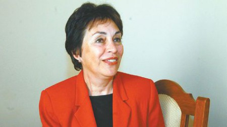 Marcela Inch Calvimontes, archiviste de Potosi qui dirigea et anima les Archives et la Bibliothèque Nationales de Bolivie à Sucre de 2002 à 2011.