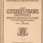 Le volume 1 comprend  notamment des Sonatines de Beethoven, qui ont inspiré mes premiers essais de composition.  Mais aussi des auteurs mineurs aujourd'hui oubliés comme Steibelt, Kozeluch, Dussek ou Kuhlau.