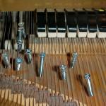 Piano préparé pour une sonate de John Cage