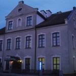 et ce modeste hôtel dans la ville de Frombork