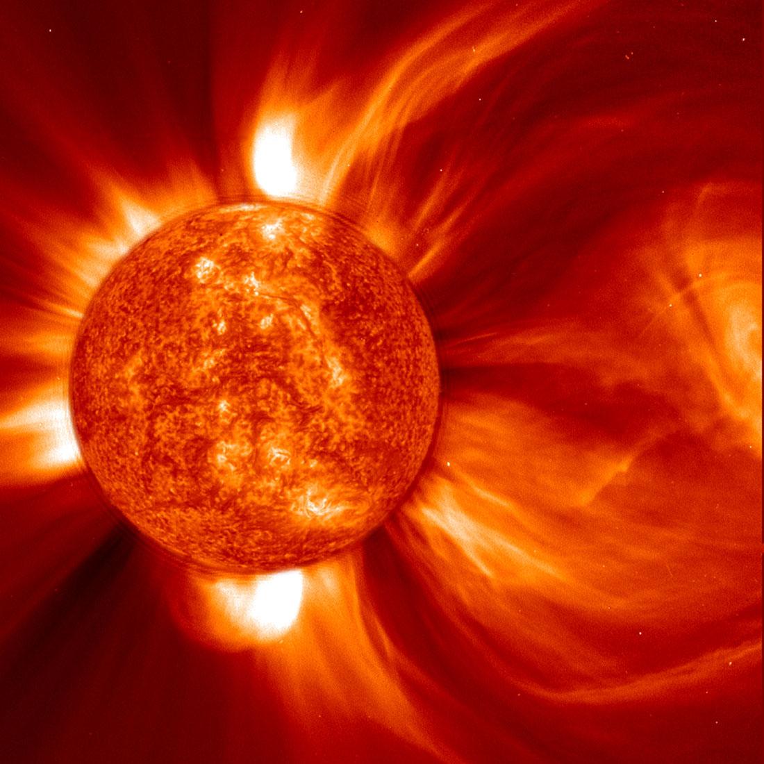 Le soleil dans tous ses tats par jean pierre luminet - Comment ne pas attraper de coup de soleil ...