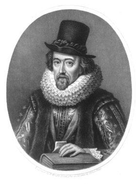 Francis Bacon (1561-1626), scientifique et philosophe, pionnier de la pensée scientifique moderne