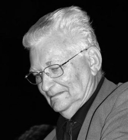 Charles Dobzynski, écrivain et poète français né en 1929 à Varsovie