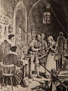 Le procès de Katharina Kepler à Leonberg