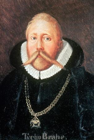 Le célèbre astronome danois Tycho Brahe (1546-1601) dont Duracotus, alias Kepler, a été l'assistant