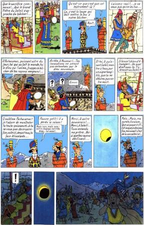 Tintin-temple