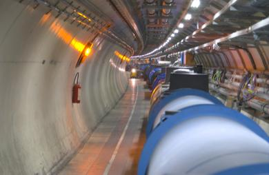 LHC_tunnel