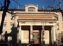 Un bâtiment de la Faculté des Sciences Saint-Charles
