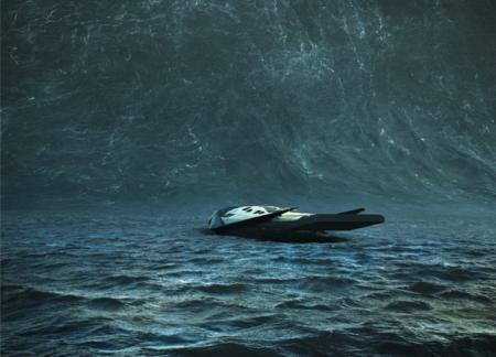 La vague de marée géante dans Interstellar